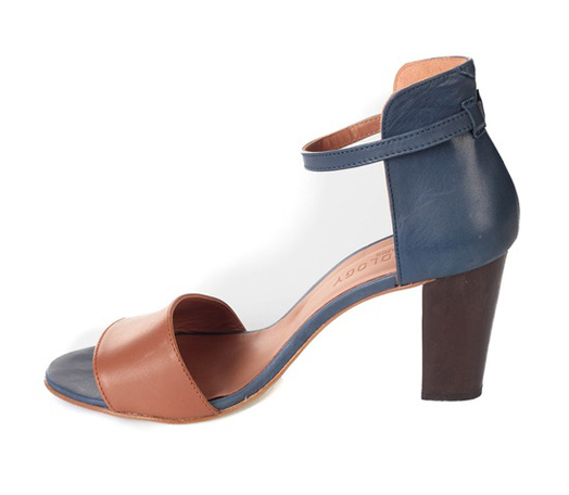 f764adfc42 Anthology - Ankle Strap High Heels