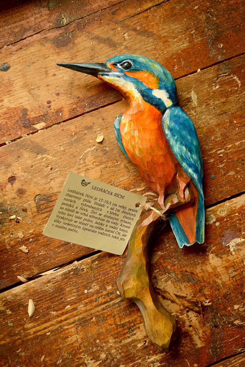 Skutečné dlouhé ptáky