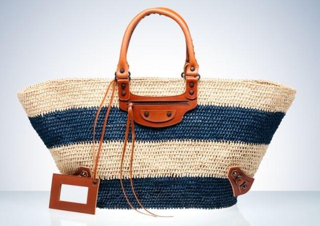 Купить сумку в морском стиле